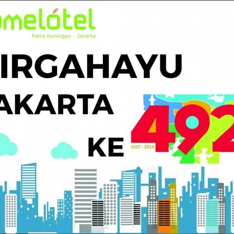 Ulang Tahun Kota Jakarta ke-492